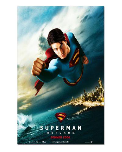 Ímã Decorativo Pôster Superman Returns - IPF40