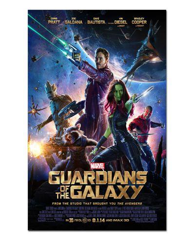 Ímã Decorativo Pôster Guardiões da Galáxia - IPF146