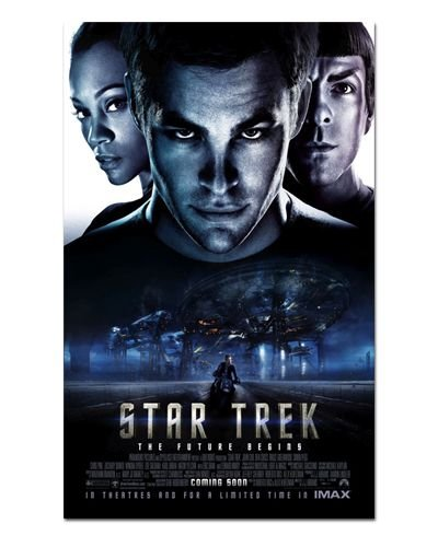 Ímã Decorativo Pôster Star Trek - IPF41
