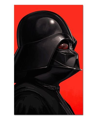 Ímã Decorativo Darth Vader - Star Wars - ISW85