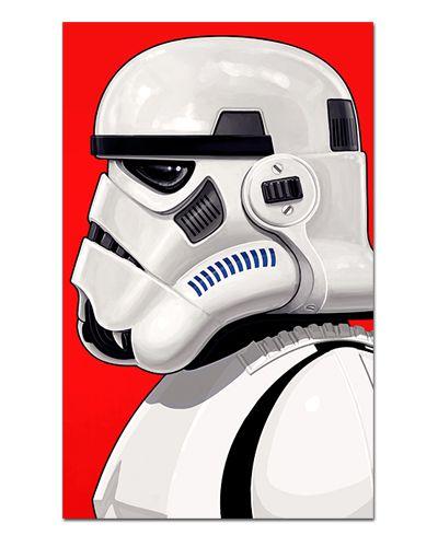 Ímã Decorativo Stormtrooper - Star Wars - ISW86