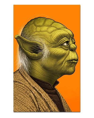 Ímã Decorativo Yoda - Star Wars - ISW84
