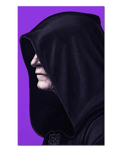 Ímã Decorativo Palpatine - Star Wars - ISW88
