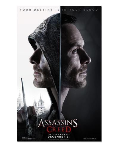 Ímã Decorativo Pôster Assassin's Creed - IPF142