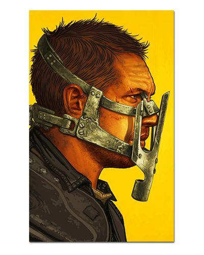 Ímã Decorativo Max Rockatansky - Mad Max - IFI09