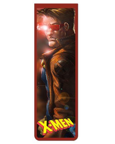 Marcador De Página Magnético Ciclope - X-Men - MMA146