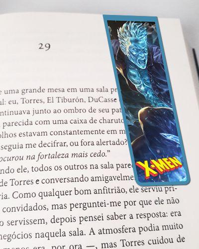 Marcador De Página Magnético Iceman - X-Men - MMA168
