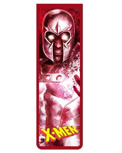 Marcador De Página Magnético Magneto - X-Men - MMA182