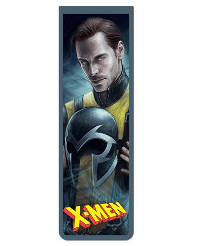 Marcador De Página Magnético Magneto - X-Men - MMA184