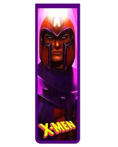 Marcador De Página Magnético Magneto - X-Men - MMA185