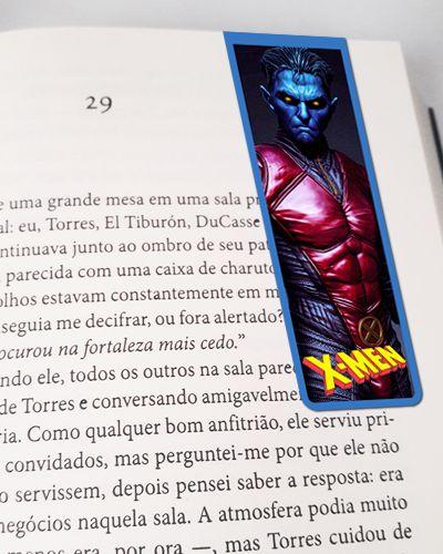 Marcador De Página Magnético Noturno - X-Men - MMA189