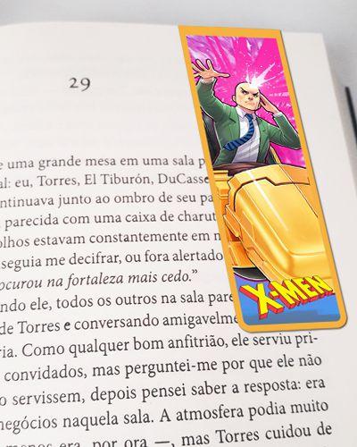 Marcador De Página Magnético Professor Xavier - X-Men - MMA191