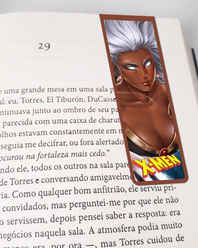 Marcador De Página Magnético Storm - X-Men - MMA200