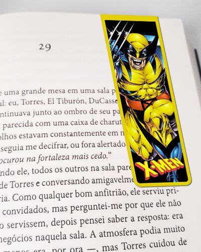 Marcador De Página Magnético Wolverine - X-Men - MMA217