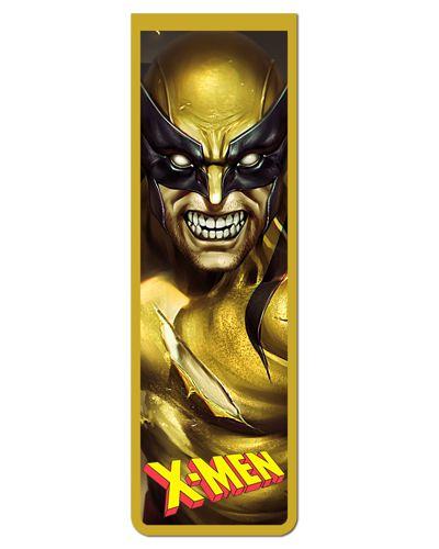 Marcador De Página Magnético Wolverine - X-Men - MMA221