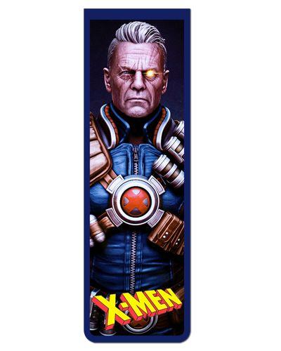 Marcador De Página Magnético Cable - X-Men - MMA235