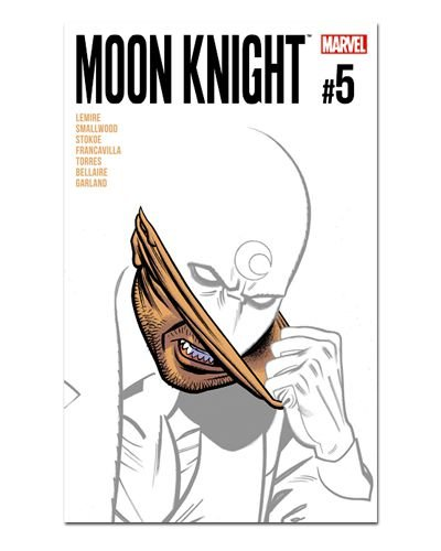 Ímã Decorativo Capa de Quadrinhos Moon Knight - CQM199