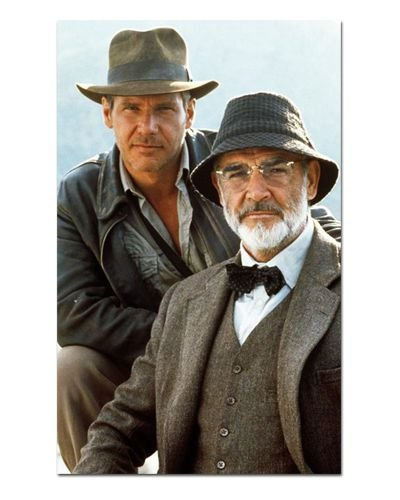 Ímã Decorativo Indiana Jones e Henry Jones - IDF48