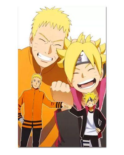 Ímã Decorativo Naruto e Boruto - Naruto - IDF53