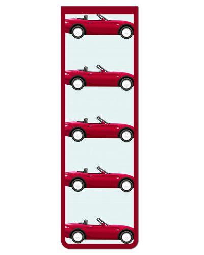 Marcador De Página Magnético Carros - Fuel - MAS09