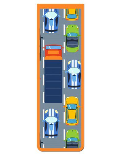 Marcador De Página Magnético Rodovia - Fuel - MAS10