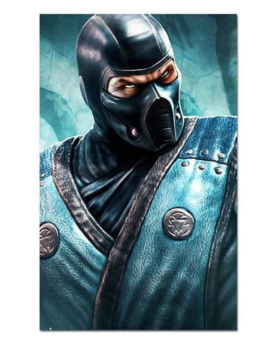 Ímã Decorativo Sub-Zero - Mortal Kombat - IMG09