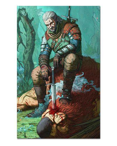 Ímã Decorativo Geralt - The Witcher - IMG26