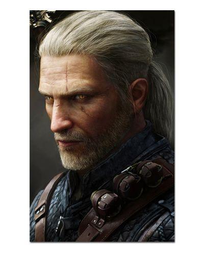 Ímã Decorativo Geralt - The Witcher - IMG27