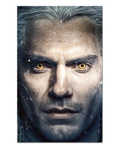 Ímã Decorativo Geralt - The Witcher - IMG28
