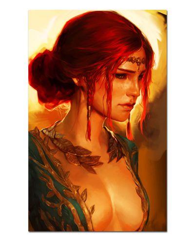 Ímã Decorativo Triss - The Witcher - IMG41