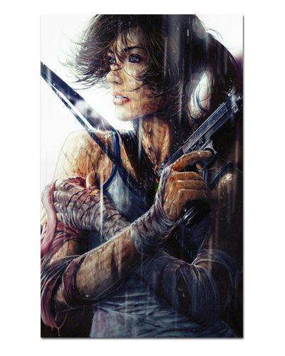 Ímã Decorativo Lara Croft - Tomb Raider - IMG44