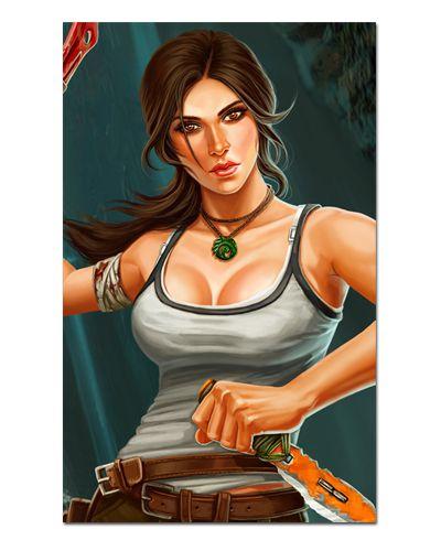 Ímã Decorativo Lara Croft - Tomb Raider - IMG46