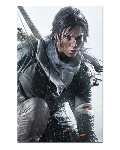 Ímã Decorativo Lara Croft - Tomb Raider - IMG51