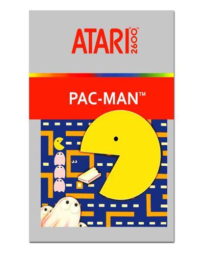 Ímã Decorativo Capa de Game - Pac-Man - ICG04