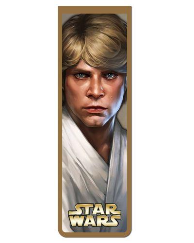Marcador De Página Magnético Luke - Star Wars - MFI258
