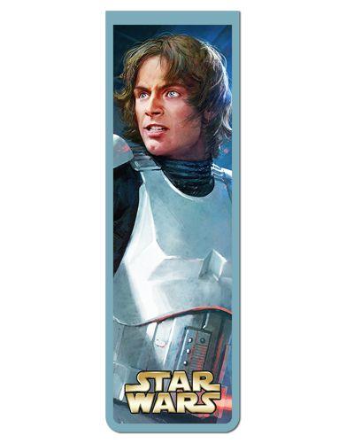 Marcador De Página Magnético Luke - Star Wars - MFI262