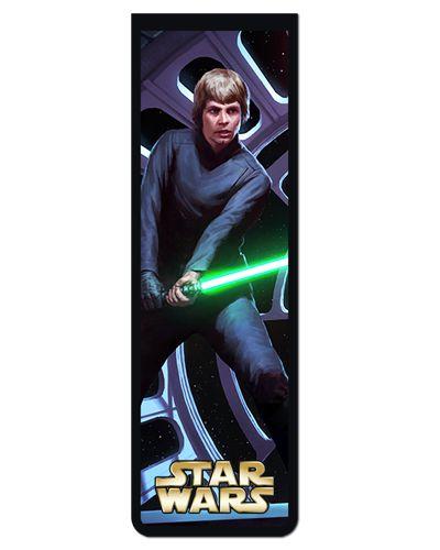 Marcador De Página Magnético Luke - Star Wars - MFI263