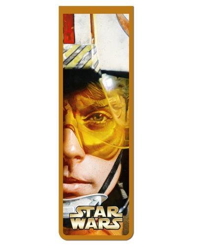 Marcador De Página Magnético Luke - Star Wars - MFI264