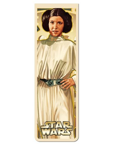Marcador De Página Magnético Leia - Star Wars - MFI272