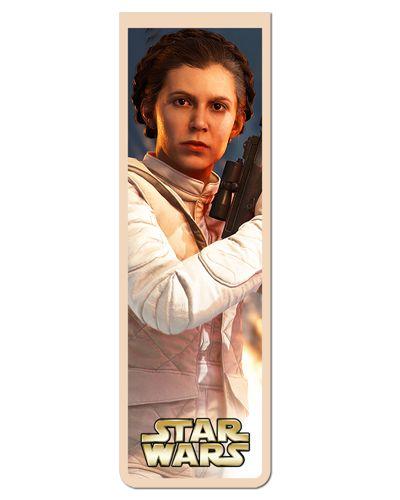 Marcador De Página Magnético Leia - Star Wars - MFI274