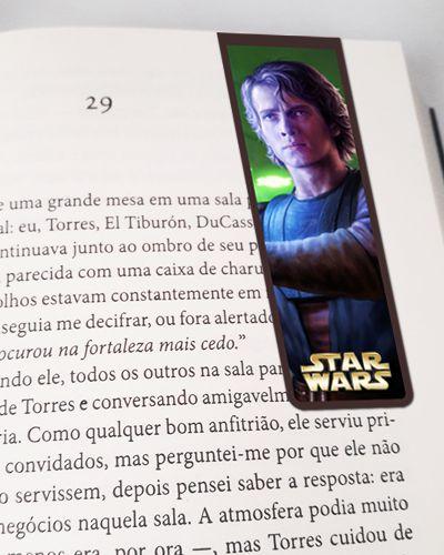 Marcador De Página Magnético Anakin - Star Wars - MFI278