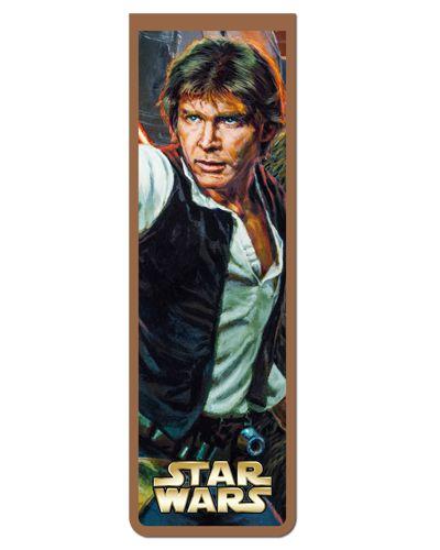 Marcador De Página Magnético Han Solo - Star Wars - MFI290