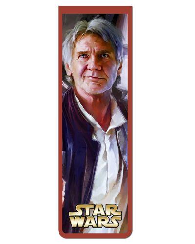 Marcador De Página Magnético Han Solo - Star Wars - MFI291