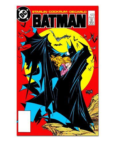 Ímã Decorativo Capa de Quadrinhos - Batman - CQD185