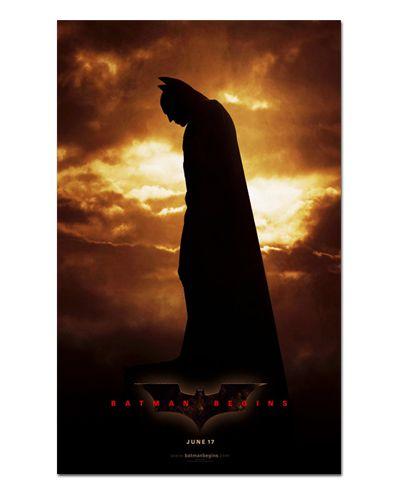 Ímã Decorativo Pôster Batman Begins - IPF545