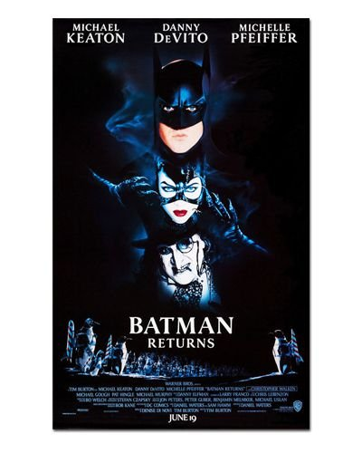 Ímã Decorativo Pôster Batman Returns - IPF619