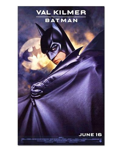 Ímã Decorativo Pôster Batman Forever - IPF620