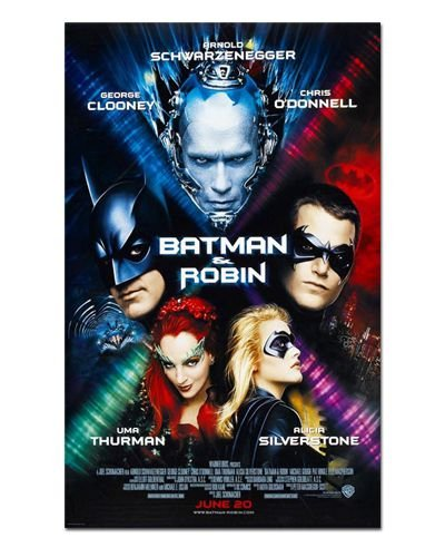 Ímã Decorativo Pôster Batman e Robin - IPF622
