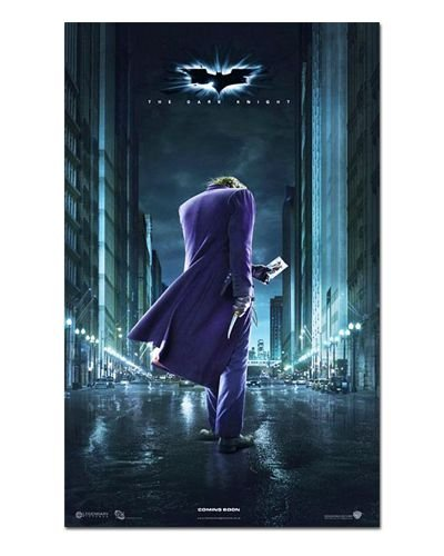 Ímã Decorativo Pôster Batman The Dark Knight - IPF627