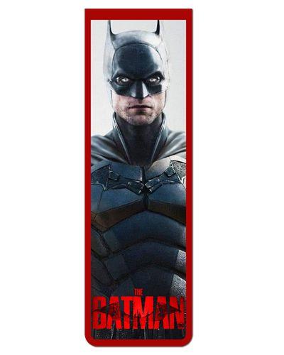 Marcador De Página Magnético Batman - The Batman - MDC250